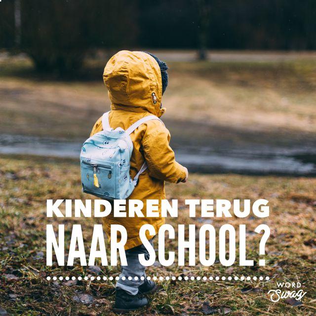 corona-kind-thuishouden-van-school